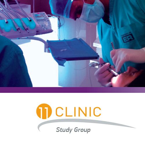 11 Clinic copertina