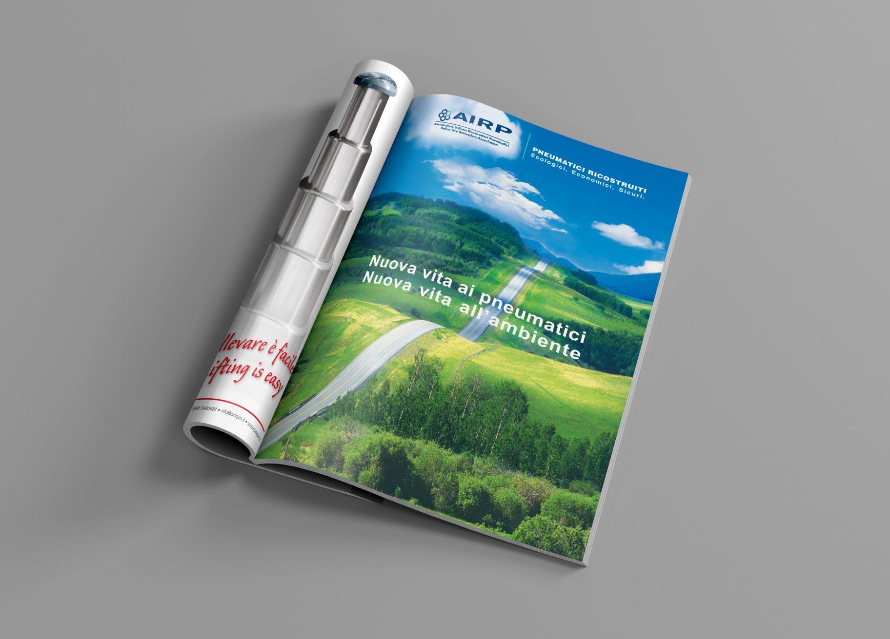 AIRP Pneumatici Ricostruiti -Pagina pubblicitaria