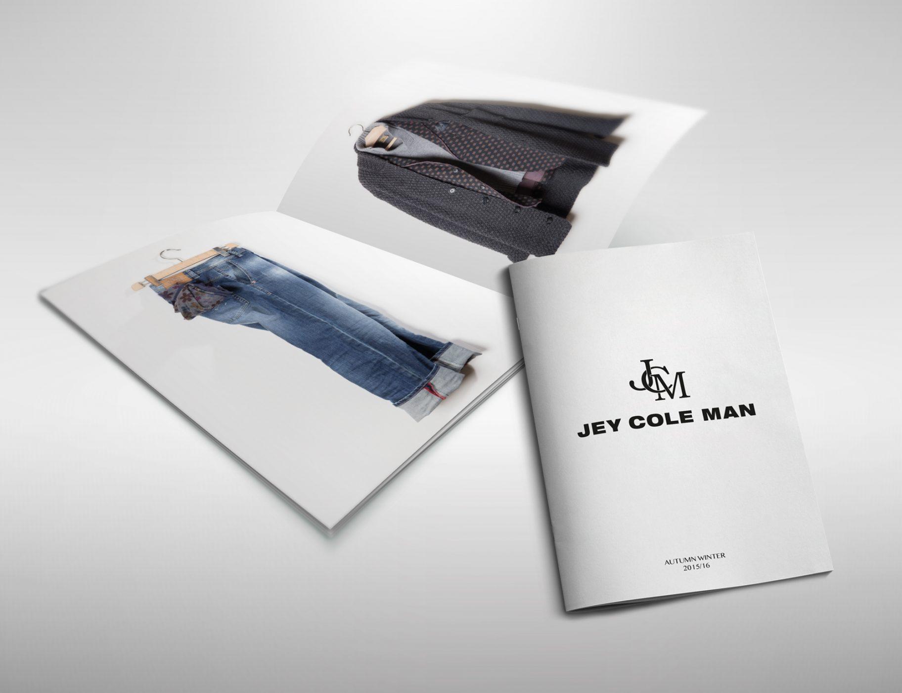 Brochure Collezione Autunno Inverno Jey Coleman