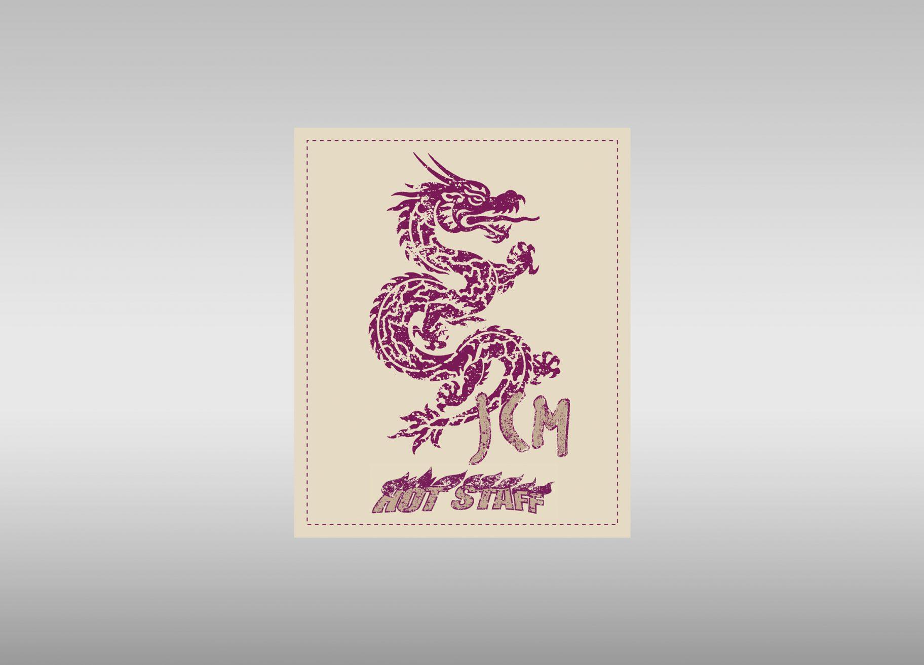 Jey Coleman-etichetta-white-drago