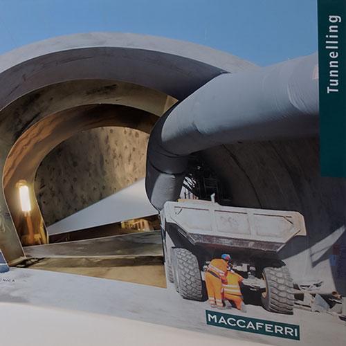 Maccaferri Tunnelling Brochure copertina