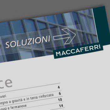 Maccaferri Brochure Guide copertina