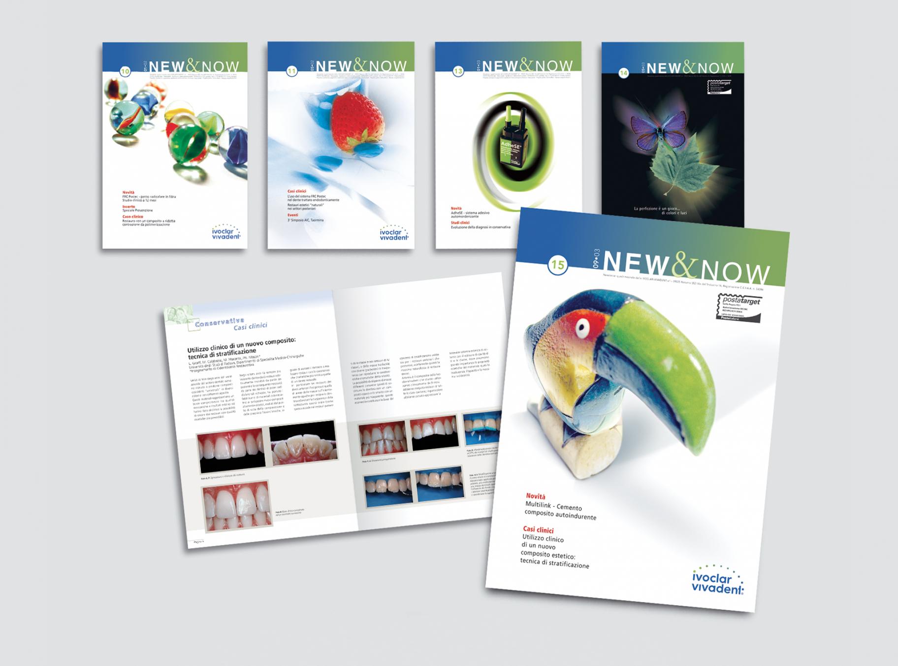 Ivoclar Vivadent-Brochure-copertine-rivista