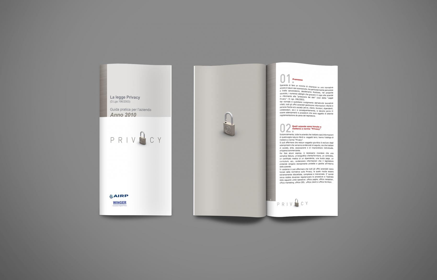 AIRP-La Legge PRIVACY-Brochure