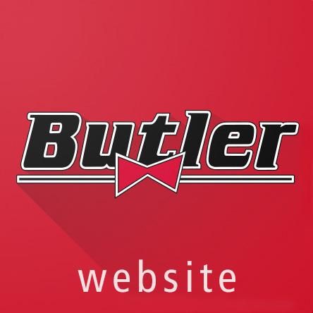 Butler website Sito copertina