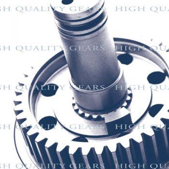 Italgear Brochure pieghevole copertina
