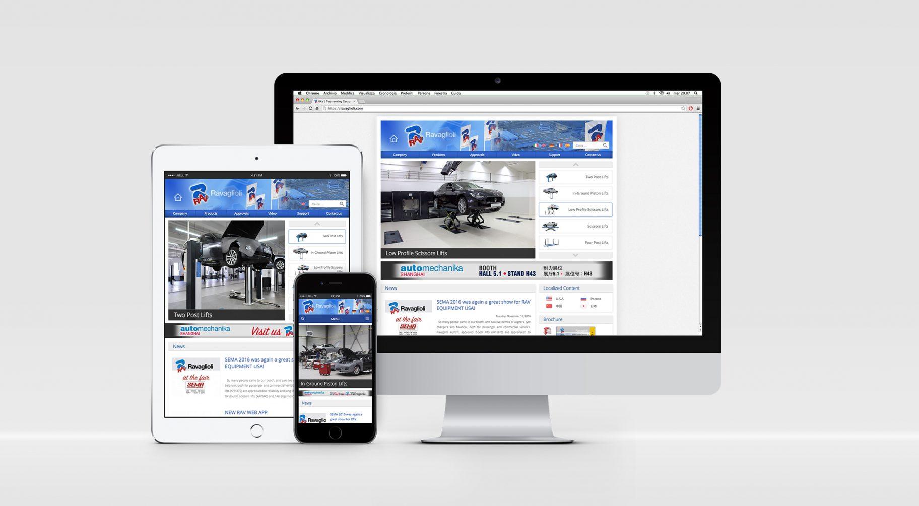 Ravaglioli-website-presentation