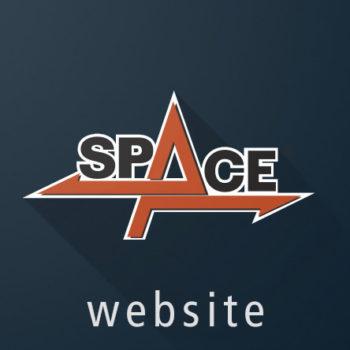 Space website Sito copertina