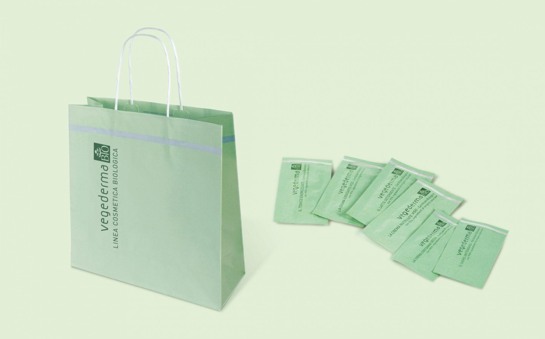 BEAUTIMPORT VegedermaBIO-shopper bag-bustine