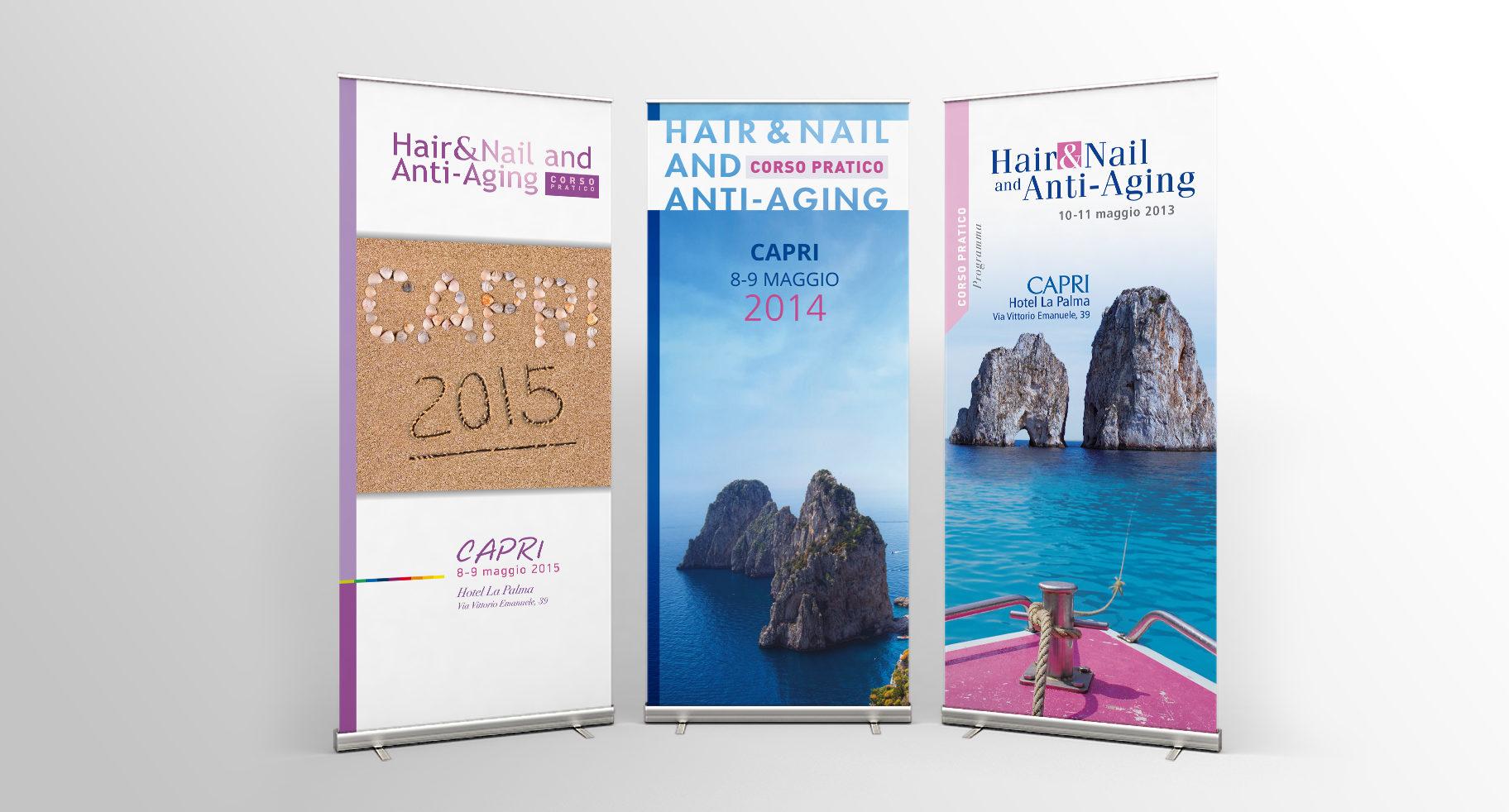 Hair&Nail and Anti-Aging-Capri-Roll-up
