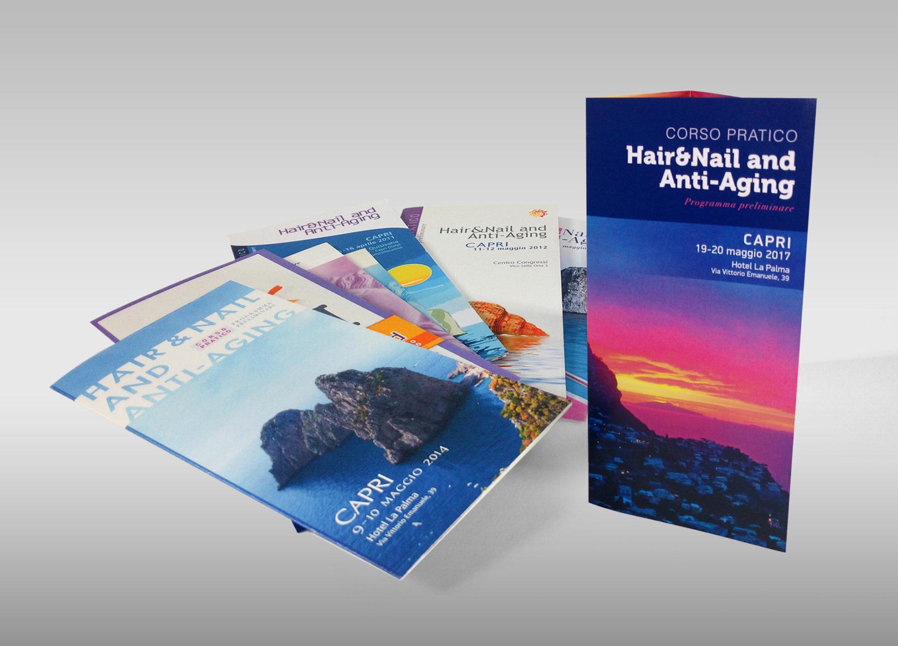 Hair&Nail and Anti-Aging-Capri-Pieghevoli