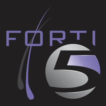 Forti 5 Logo Packaging Prodotto copertina