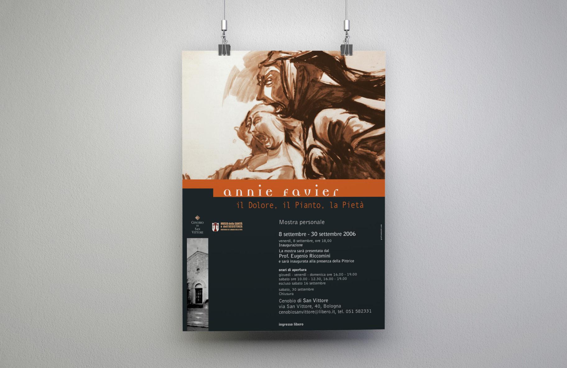 cenobio-annie-favier-poster
