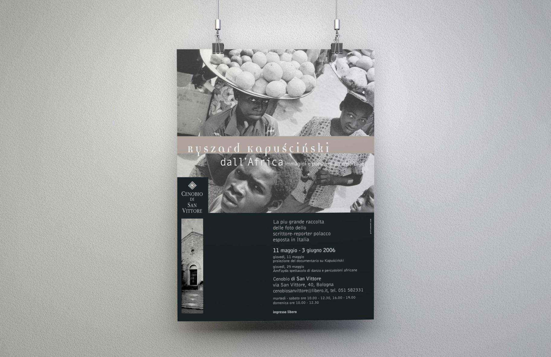 cenobio-kapuscinski-poster